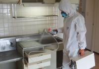 お部屋の整理と除菌消臭